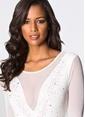 Bonprix Elbise Beyaz
